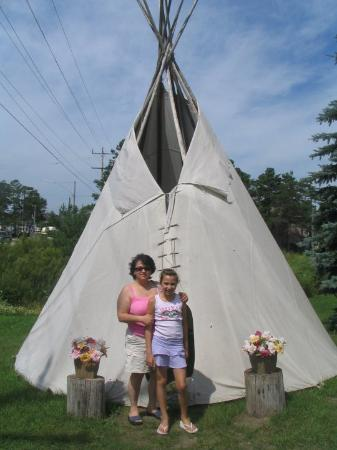 Manitowaning, Ontario - First Nation Reserve