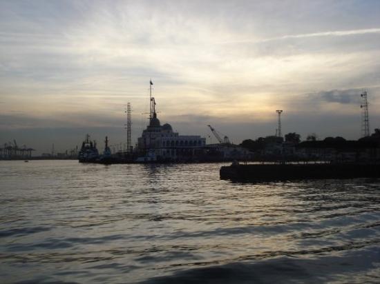 Suez Canal Foto