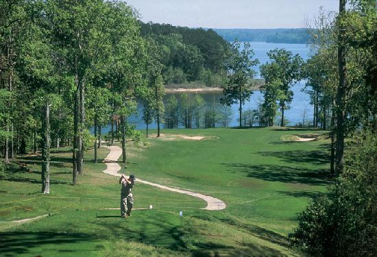 Cypress Bend Resort, BW Premier Collection: Cypress Bend's Golf Course
