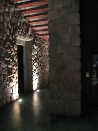 B&B Plaza Italia : bodega vistalba - cellar