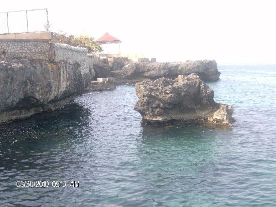 Samsara Cliffs Resort: the cliffs