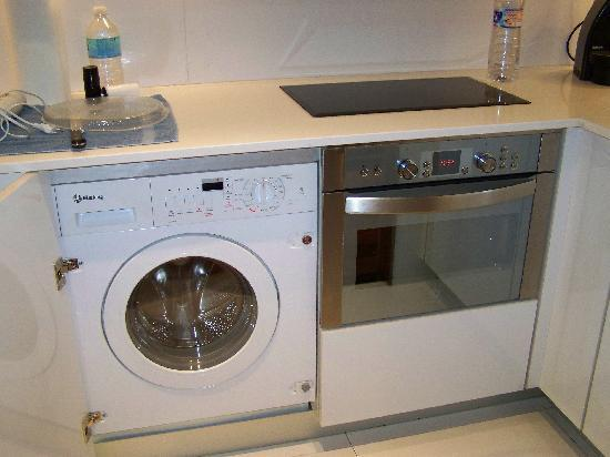 Washer Dryer Stove Top And Oven