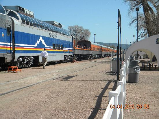 ‪‪Canon City‬, ‪Colorado‬: Easter train at Canon City‬