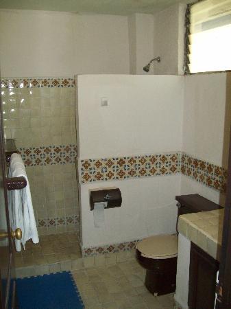 Hotel Solimar Inn Suites: bathroom