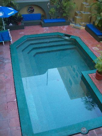 Hotel Solimar Inn Suites: pool