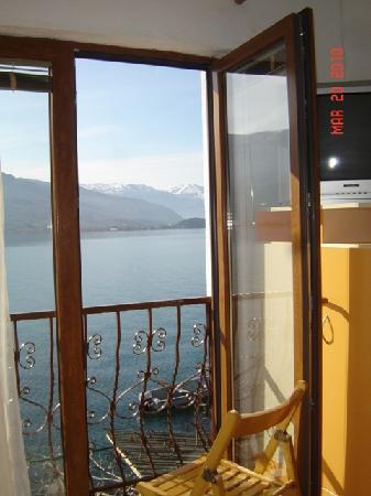 Apartments Rosana: room view