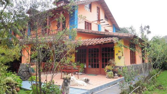 Hosteria Rumichaca