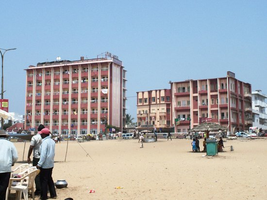 Good Hotel In Puri Sea Beach