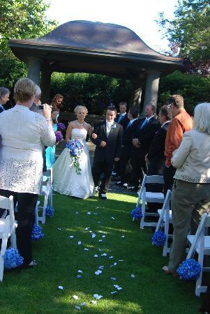 إنجليش إن: Beautiful wedding at english inn