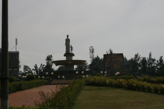 Kigali, Ruanda: City tour