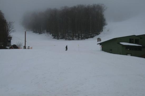 Warren, VT: Esquiadores !