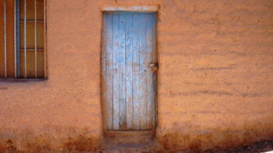 San Pedro de Atacama, Chili: pueblo