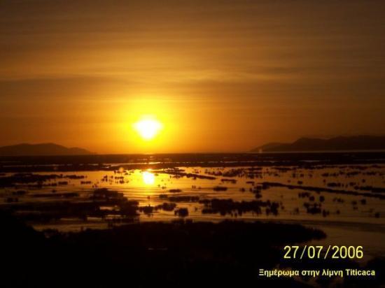 La Paz, Bolivia: Sunrise in Titicaca Bolivia