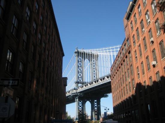 Brooklyn Heights, Manhatten Bridge