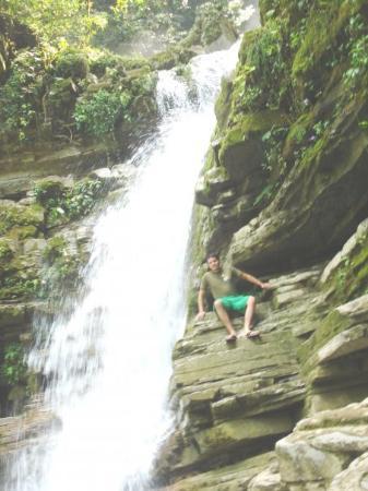 Xilitla, เม็กซิโก: Cascadas en la huasteca