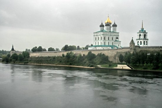 European Restaurants in Pskov