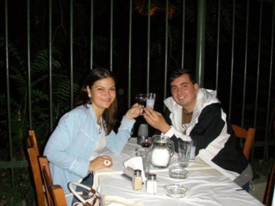 Taverna Plaka : Cenando en Plaka Atenas