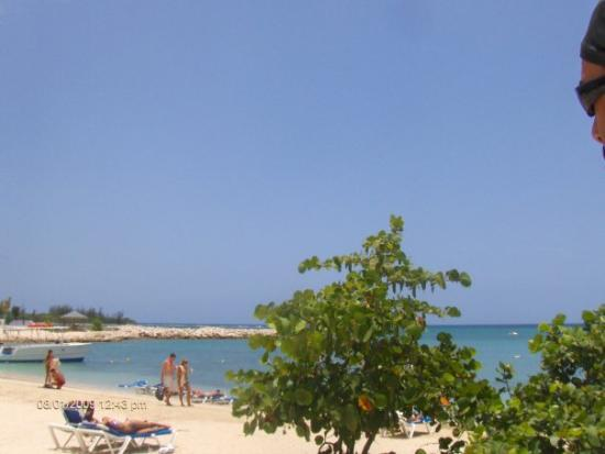 Montego Bay, Jamajka: The Riu Beach