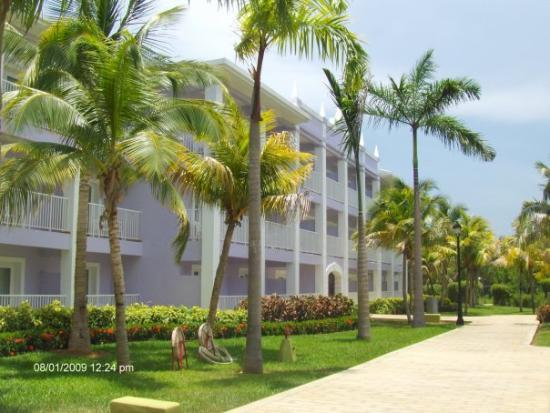 Montego Bay, Jamaika: Our Hotel building