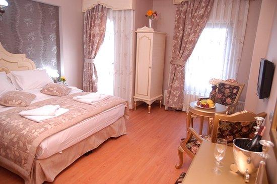 Saba Sultan Otel: Saba Sultan Room