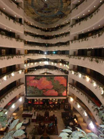 Hotel Rabat : Hall