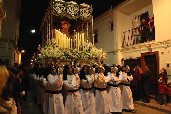 Hotel Molino: Semana Santa in Ronda