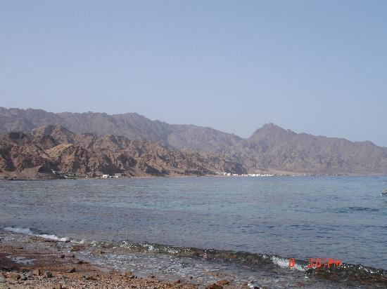 Sea Sun Hotel Dahab: Dahab Richtung SeaSun