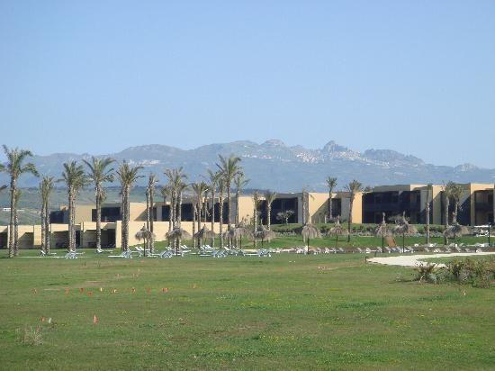 Verdura Resort : The landscape ..