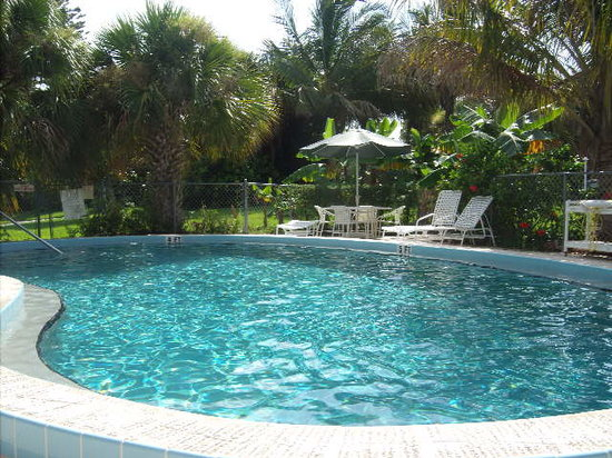 Jensen Beach, FL: pool at riverpalm