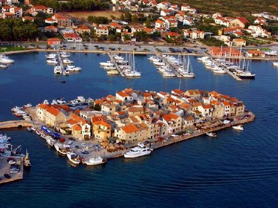 Трибунь, Хорватия: Tribunj Kroatie