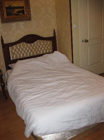 Hotel Ipek Palas: double bed