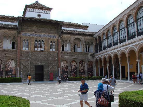 Alcazar: Sevilleのアルカサル