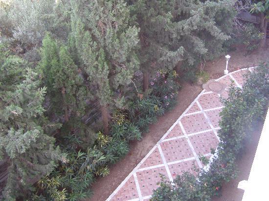 Aparthotel Royale Residence: Garden