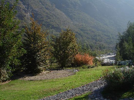 Hotel Altiplanico Cajon del Maipo: Vista del valle