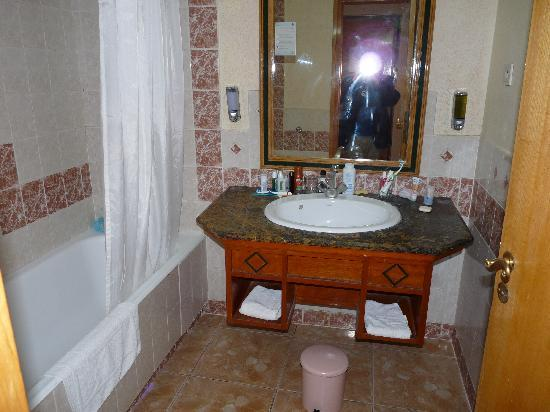 Sangho Club Privilege Marrakech: Bathroom