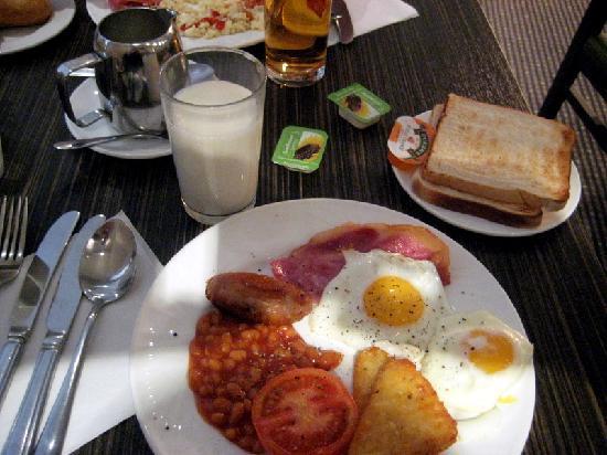 Holiday Inn London - Regent's Park: breakfast