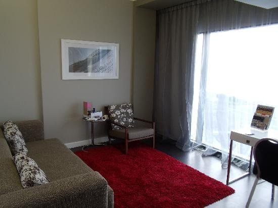 Radisson Blu Hotel, Port Elizabeth : Living room