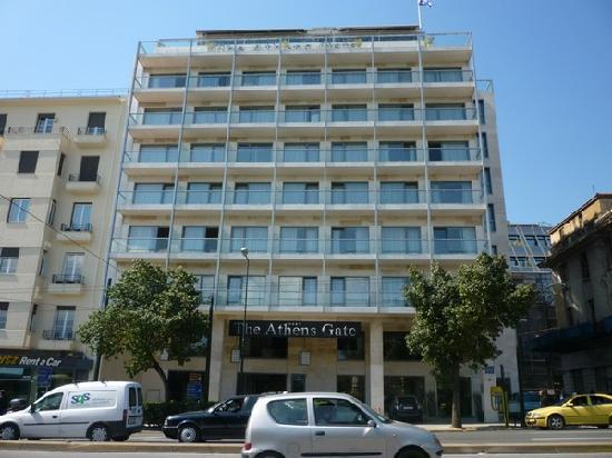 The Athens Gate Hotel: l'Hôtel