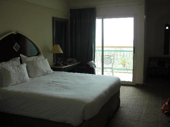 Herods Palace Hotel Eilat: Our room on the 4th floor