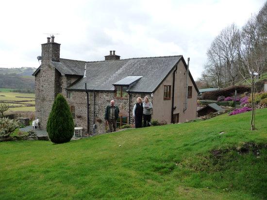 Tan y Graig: Tan Y Craig and wonderful garden