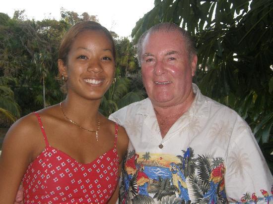 Melia Las Americas: Cuban Friend