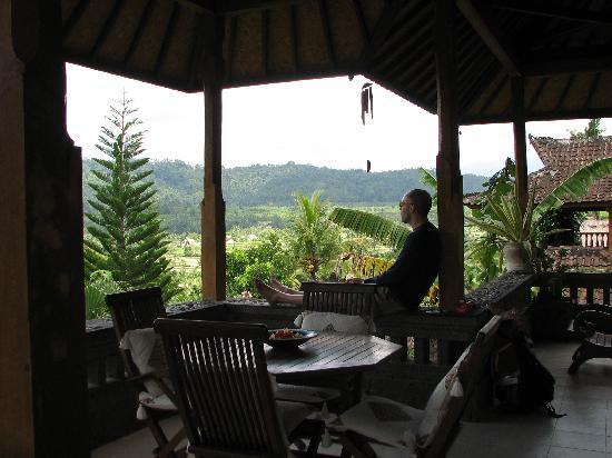 Sidemen, Indonesia: The views were beautiful