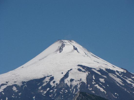 Hotel Malalhue: Volcàn Villarrica