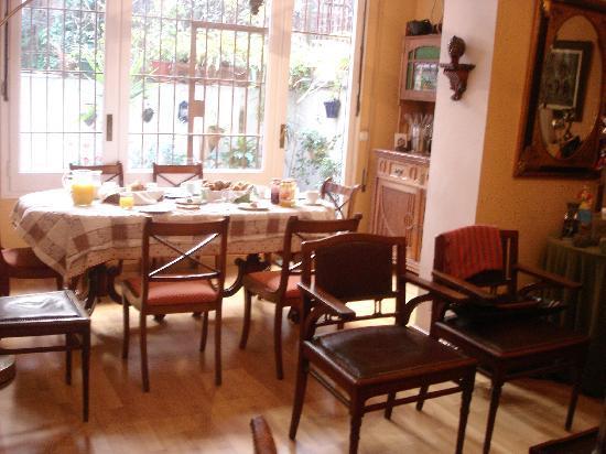 BarcelonaBB: where the breakfast is served