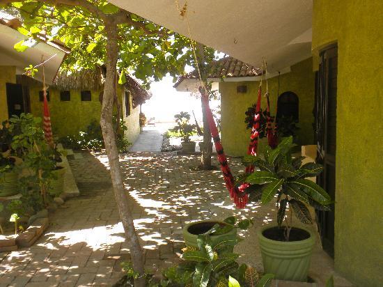 Quinta D'Liz: Courtyard