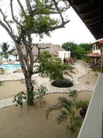 The Lodge at Jaguar Reef: the ground are well kept