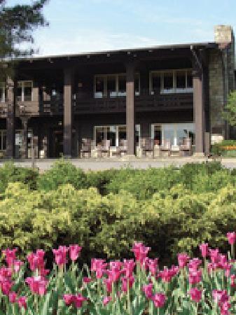 Wheeling, Virgínia Ocidental: Wilson Lodge at Oglebay Resort
