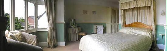 The Old Post House: One of our rooms