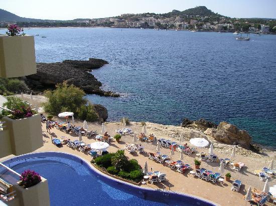 Baignoire picture of iberostar suites hotel jardin del for Jardin del sol santa ponsa