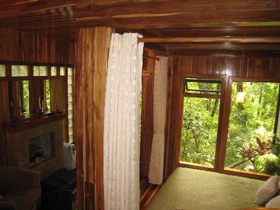 Hidden Canopy Treehouses Boutique Hotel: Eden Treehouse